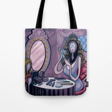 Holly Wood The Cracked Tote Bag