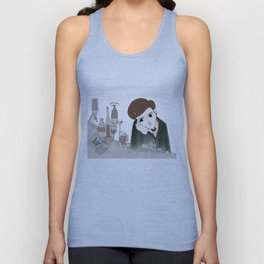 All alone. Unisex Tank Top