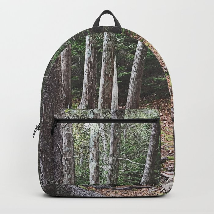 Maine Woods Backpack