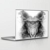 sasquatch Laptop & iPad Skins featuring Sasquatch by Zandonai