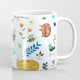 Party in the Garden Coffee Mug