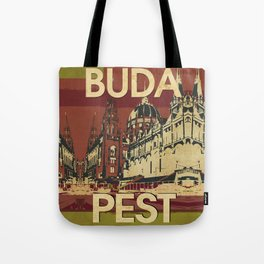 BUDA & PEST Tote Bag