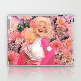 Dolly Parton Saint Dolly Laptop & iPad Skin