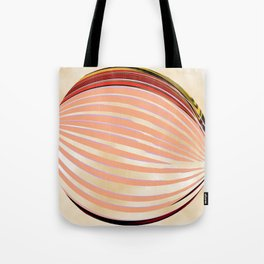sphere abstract Tote Bag
