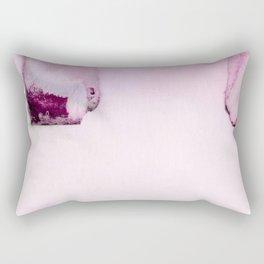 A Serene Life 2k - by Kathy Morton Stanion Rectangular Pillow