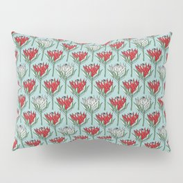 King Protea (Red) Pillow Sham