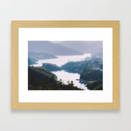 B40 PASS Framed Art Print