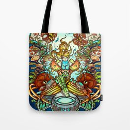 Maternal Instinct Tote Bag