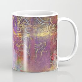 Boho Rose Coffee Mug