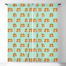 Pancakes & Dots Pattern Blackout Curtain