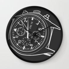 Andrey Watch Wall Clock