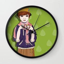 You are Beautiful: Bangi Wall Clock