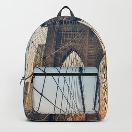 Brooklyn Bridge New York City Backpack