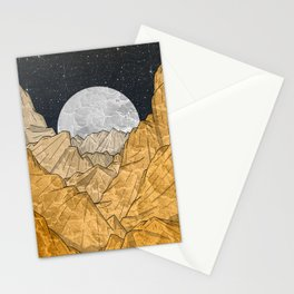 Copper Mounts Stationery Cards