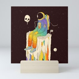 Ponder Until You Lose Yourself Mini Art Print