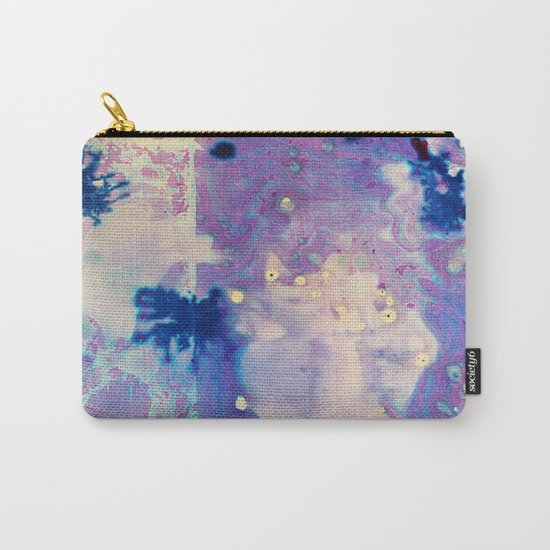 Psychedelic Vibes Carry-All Pouch