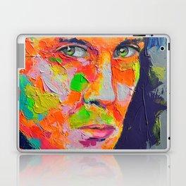 JScott face Laptop & iPad Skin