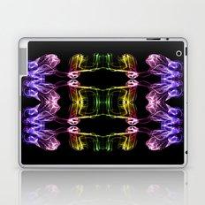 Alien Mask Laptop & iPad Skin