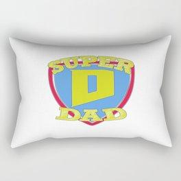 SUPER DAD Rectangular Pillow