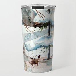 Carol of the Birds Travel Mug