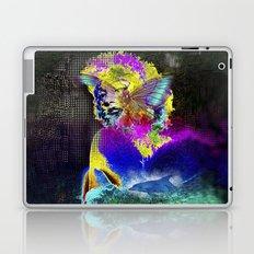 Marilin butterfly dolphin  Laptop & iPad Skin
