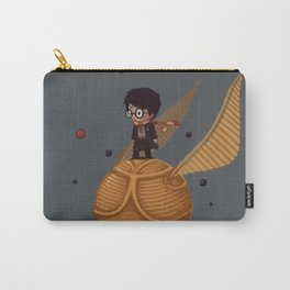 The little wizard Carry-All Pouch