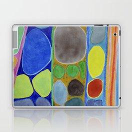 Precious Things in Colourful Stripes Laptop & iPad Skin