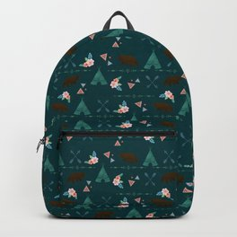 Bear Tribe Backpack