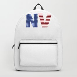 Nevada 4th Of July Backpack