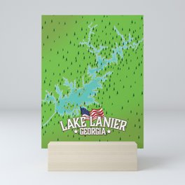Lake Lanier Georgia Mini Art Print