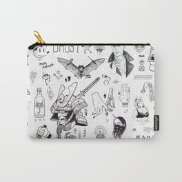 B&W Flash Carry-All Pouch