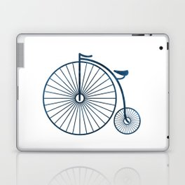 Penny Farthing Laptop & iPad Skin