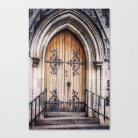 doors Canvas Prints featuring Doors by JMcCool