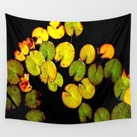 pacman Wall Tapestries featuring Pacman by Chris' Landscape Images & Designs