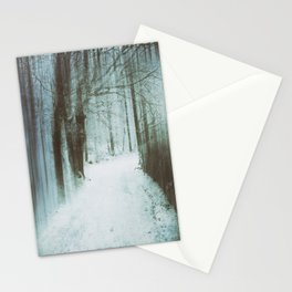 A Bleak Midwinter Stationery Cards