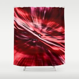 Primordial fission Shower Curtain