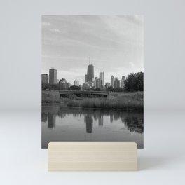 Lincoln Park, Chicago Mini Art Print