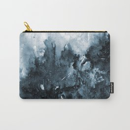 Winter Solstice Abstract Carry-All Pouch