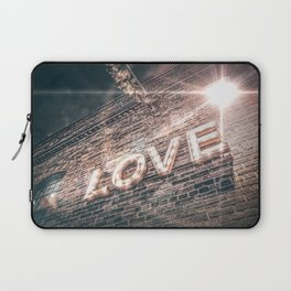 LET LOVE SHINE Laptop Sleeve