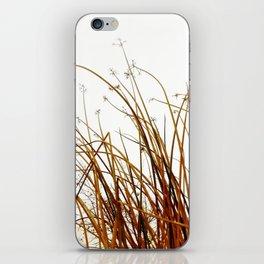 Weedy  iPhone Skin