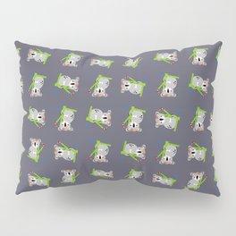 Lady Koala Pillow Sham