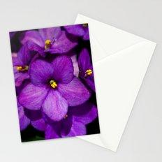 Saintpaulia 8624 Stationery Cards