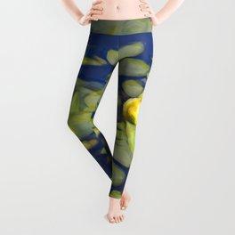 Lily Pad Pond Leggings