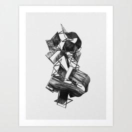 My Humble Throne Art Print