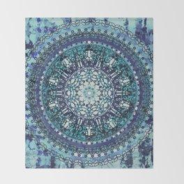 Monterey Mandala Throw Blanket