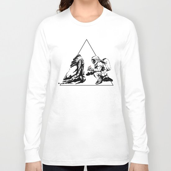 Columbus Day Long Sleeve T-shirt