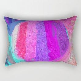 Abstract Mandala 219 Rectangular Pillow