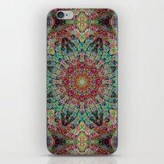 Kaleido-Aura iPhone & iPod Skin