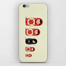 The Black Sheep iPhone Skin