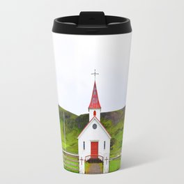 Iceland is Green Travel Mug
